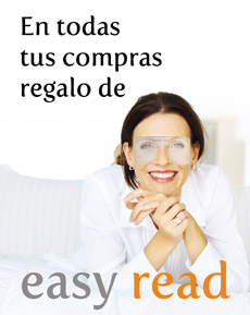 Gafas Easy Read de regalo con cada pedido